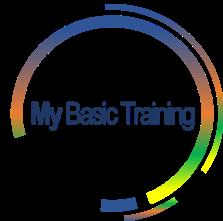My Basic Training logo - colour2